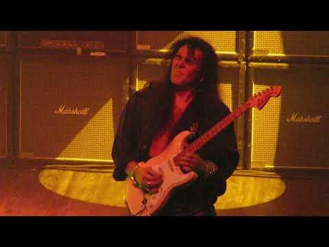 Yngwie Malmsteen at cone denim center greensboro nc, 11-11-17...Overture