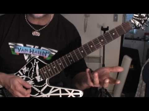 Van Halen On Fire song dissection