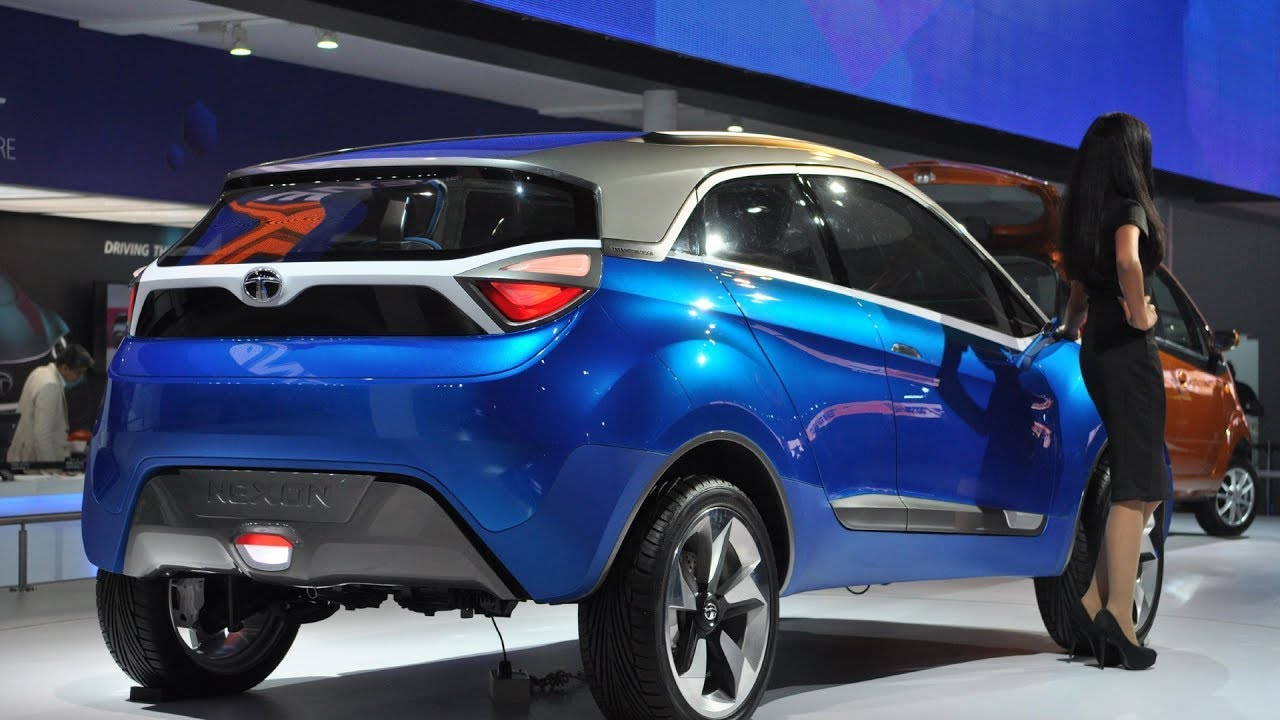Upcoming Cars In India 2017 With Launch Date Price Pics: New Tata Nexon 2017 Price, Launch Date, Mileage, Images