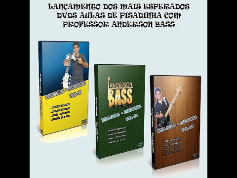 dvd de video aula de contrabaixo gratis