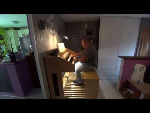 D Buxtehude Buxwv 208 Nun bitten wir den heiligen Geist played by Didier Koehler Organ Johhanus Opus
