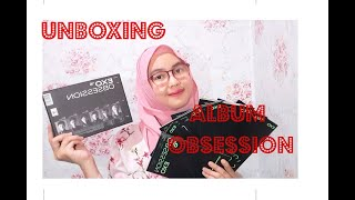 "Baixar Unboxing EXO ""OBSESSION"" the 6th album (EXO version)"
