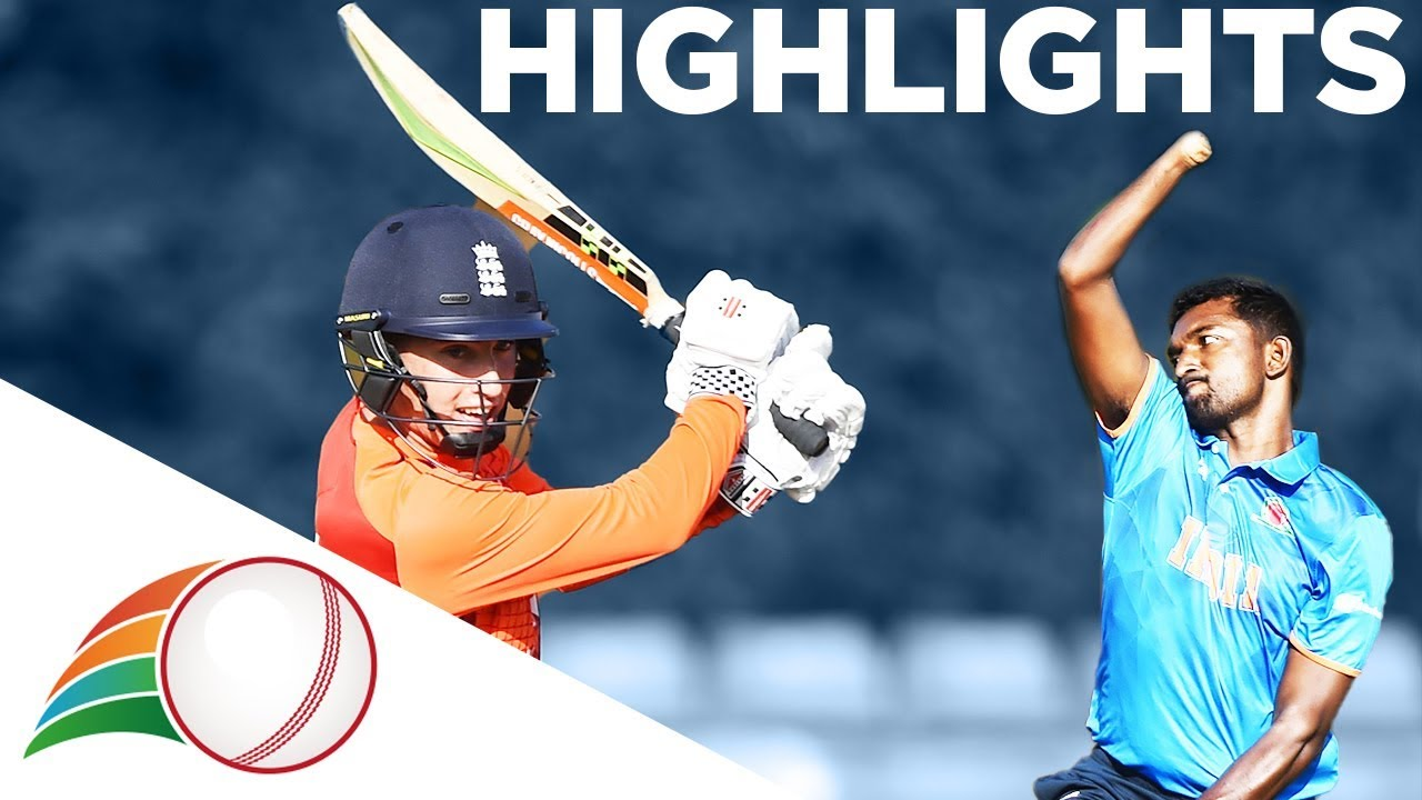FINAL - Match Highlights | Physical Disability Cricket World Series 2019