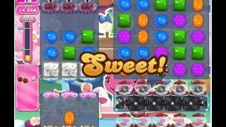 Candy Crush Saga Level 1188 Complete