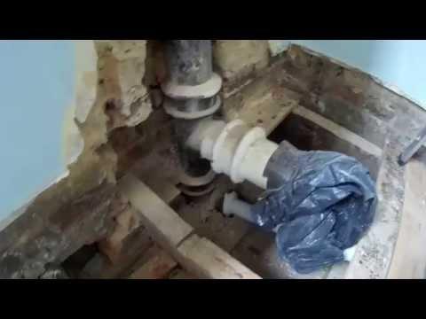 Plumbing Iron Soil pipe - Part 1