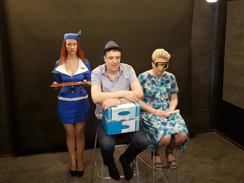 Вячеслав Антонов, Екатерина Береснева, Ольга Пучкова. \