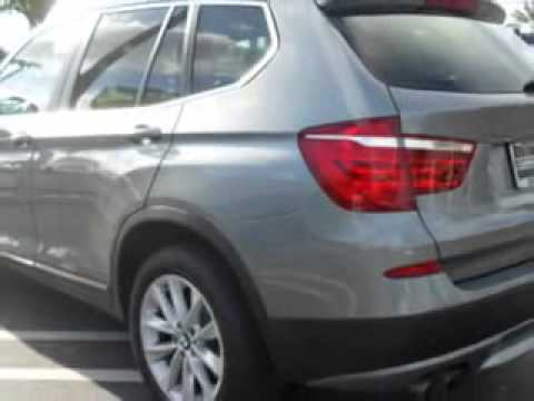 2011 Bmw X3 Braman Motor Cars West Palm Beach Fl 33409