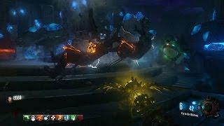 Origins: Como construir y MEJORAR el Bastón DE VIENTO! ZOMBIES CHRONICLES (5to DLC Black ops 3)