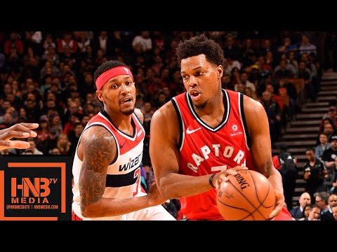 Toronto Raptors vs Washington Wizards Full Game Highlights | 02/13/2019 NBA Season