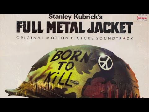 NANCY SINATRA - These Boots Are Made For Walking - 1987 Vinyl - Full Metal Jacket Soundtrrack