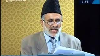 Do the Ahmadiyya teachings differ from Islamic teachings-persented by khalid Qadiani.flv