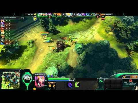TI 3 - MAIN EVENT (WB) NAVI VS TONGFU (Game 3)