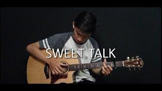 Video Sweet Talk - Sheryl Sheinafia & Rizky Febian Feat. Chandra Liow (Fingerstyle Guitar Cover) download MP3, 3GP, MP4, WEBM, AVI, FLV Juli 2018
