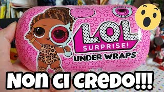 NON CI CREDO!!! NUOVE LOL SURPRISE under wraps WAVE 2!!! GUARDATE CHI HO TROVATO!!! #lolsurprise