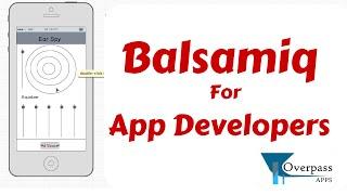 Balsamiq for App Developers - How we user Balsamiq for Mobile App Wireframes - by UK App Developers