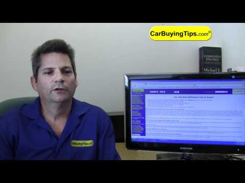Auto Loan Refinancing, Tips and Scams To Avoid CarBuyingTips.com