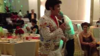 nonie yambao the 50 s elvis rock and roll medley