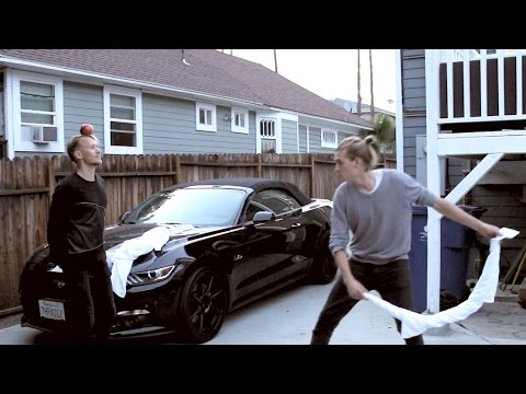 The William Towel Challenge! - Dudesons Summer of Challenges