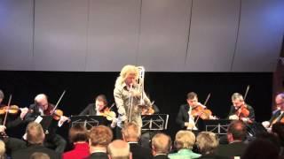 Lars-Erik Larsson: Concertino für Posaune und Streichorchester  Lucas Tiefenthaler
