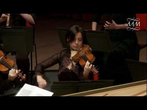 Handel Sinfonia from Saul