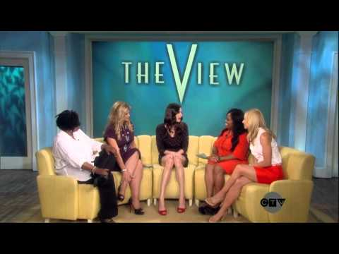 Liv Tyler on The View