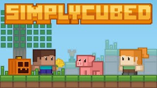 🔷 Simply Cubed - Minecraft Texture Pack Trailer