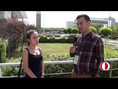 METU NCC Student from Cyprus - First Campus Impression