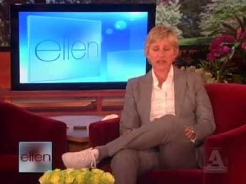 Ellen dances to Madonna's