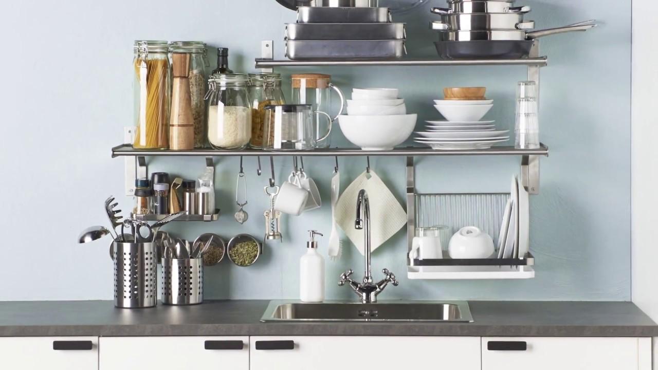 Regal Küche Wandboard | Wandregal Küche Wandboard Als Praktische ...