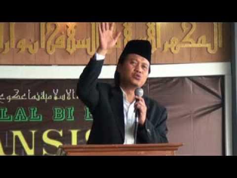 Pengajian Gus Yusuf Halal Bi Halal Tansima 2017