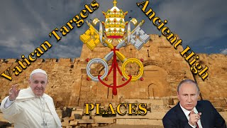 Horrific Stabbings of Jews in Jerusalem - Pope has designs on temple mount!