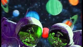 Plastikschreiner - Galactic Vibes