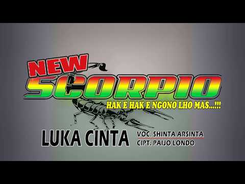 Shinta Arsinta - Luka Cinta ( Ful Version )( Album New Scorpio Kepaling )