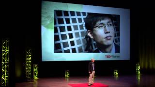 Escape_from_camp_14_--_Shin_Dong-hyuk's_odyssey:_Blaine_Harden_at_TEDxRainier