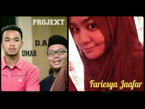 Edcoustic-Muhasabah Cinta (Cover by PROJEXT & Fariesya Jaafar)