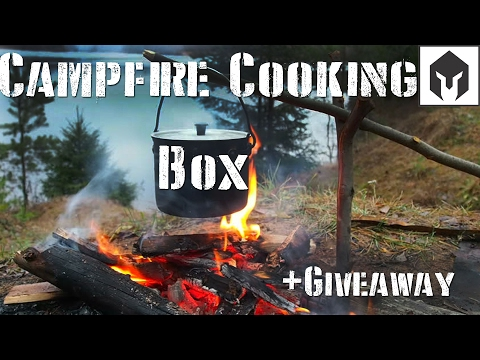 Campfire Cooking: Battlbox Mission 24