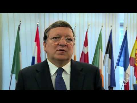 "Barroso on EU enlargement anniversary: ""Europe is stronger, richer and safer"""