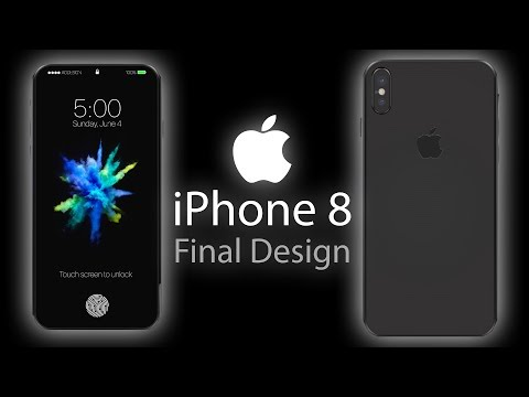 Download Youtube: NEW Apple iPhone 8 - FINAL DESIGN
