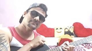 Har Kisi Ko Nahi Milta on Guitar || Janbaaz Guitar Instrumental Lead