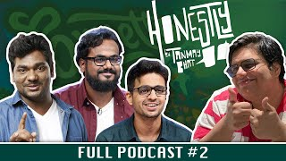 Honestly #2 - Icecreams & Namkeen ft @Zakir Khan @Rohan Joshi @Ashish Shakya