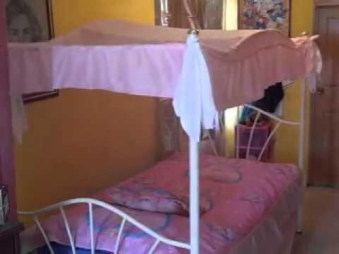 Cama hermana youtube - Mosquiteras para camas ...
