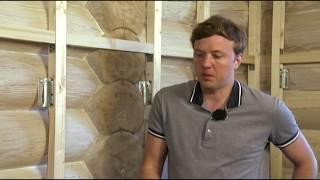 видео Отделка деревянных домов. Отделка