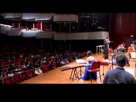 Xun Feng Concerto for 4 Chinese instruments and Chinese Orchestra CHONG Kee Yong