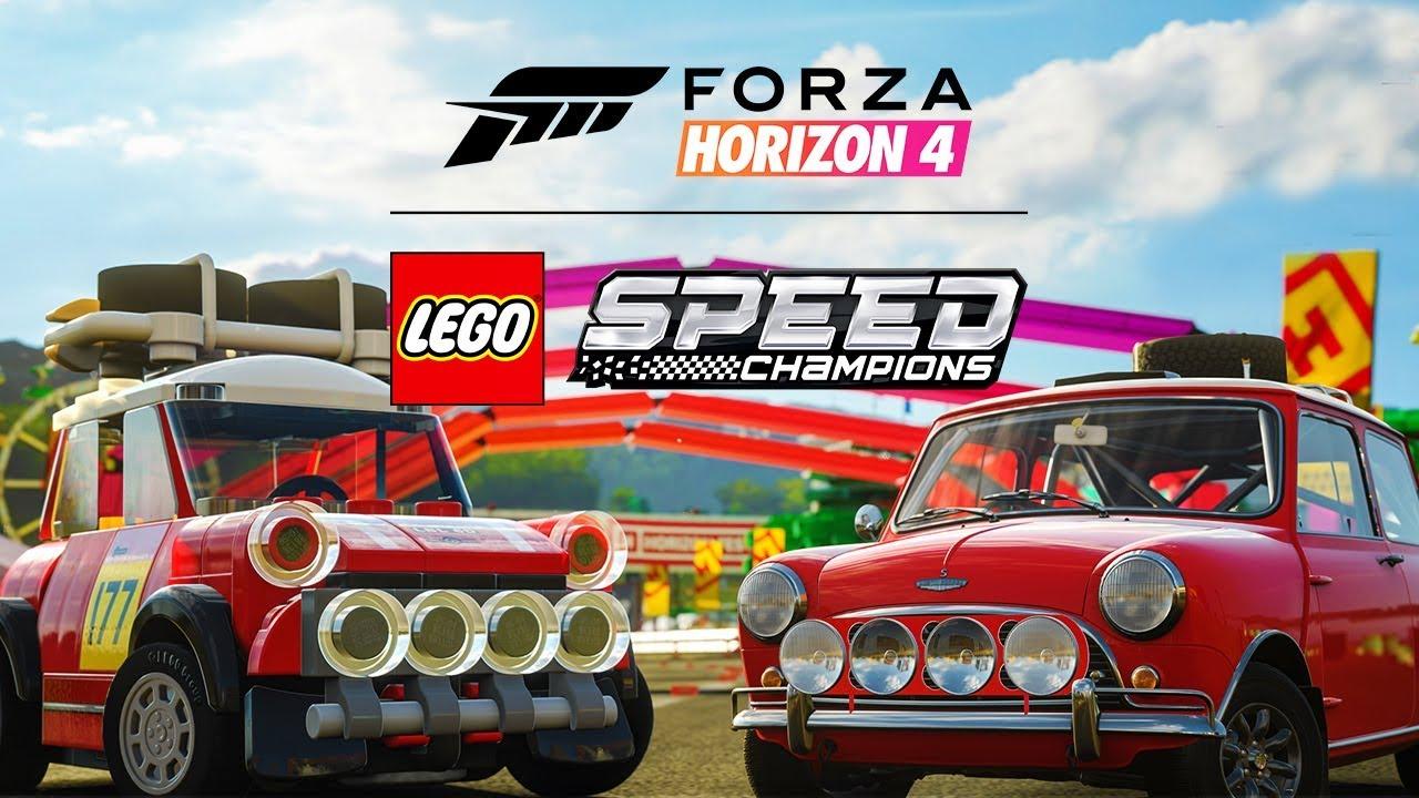 Forza Horizon 4: LEGO Speed Champions - Official Launch Trailer   E3 2019