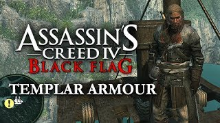 assassin s creed 4 black flag gameplay walkthrough templar armour outfit costume location guide