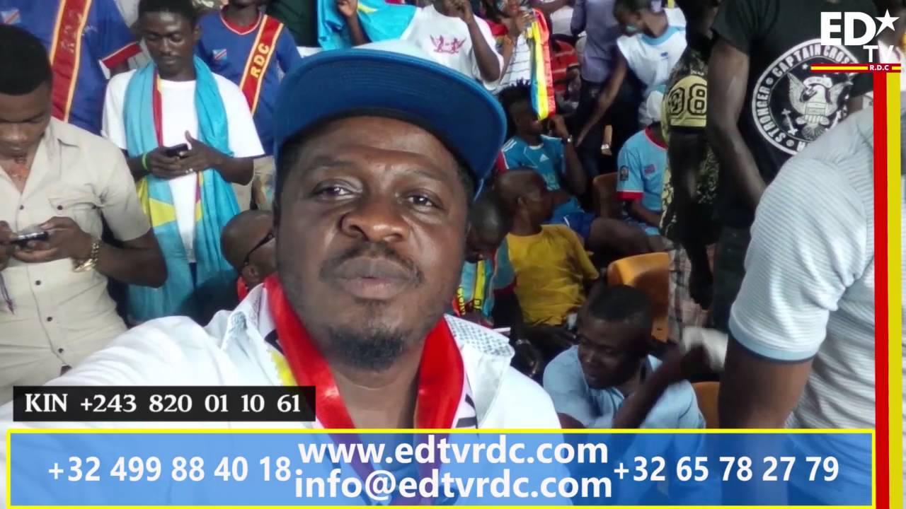 RDC vs LYBIE: AMBIANCE  NA STADE EZALAKI SUKA SUKA, KINOIS AZA FIN!