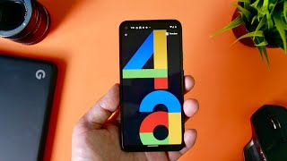 Google Pixel 4a One Week Later  Is it Worth it??