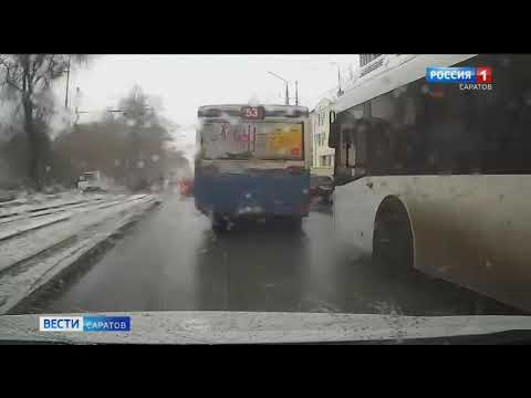 Хамское поведение водителей общественного транспорта Саратова возмущает жителей