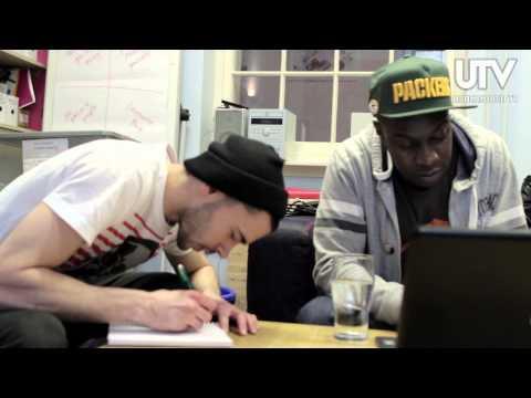 UTV: Hip Hop Workshop. Ep1, Daniel 'DRW' Wiedenhof (The Citadel Project)