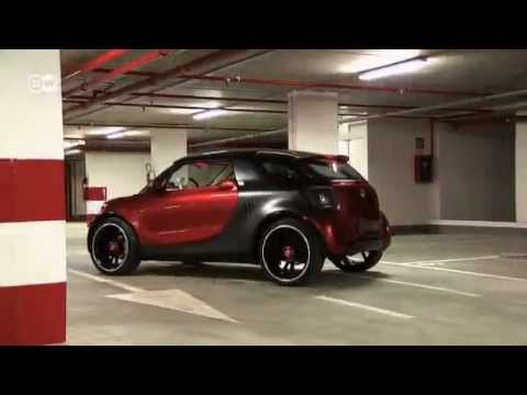 Smarts Forstars Concept Car Drive It Youtube
